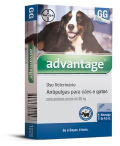 ADVANTAGE CAES/GATOS          4,0ml