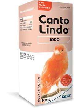 CANTOLINDO IODO                30ml