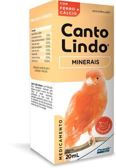 CANTOLINDO MINERAIS            20ml
