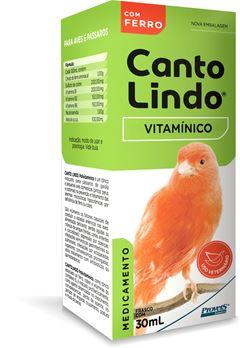 CANTOLINDO VITAMINICO          30ML