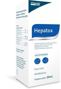 HEPATOX                        20ml