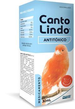 CANTOLINDO ANTITOXICO          30mL