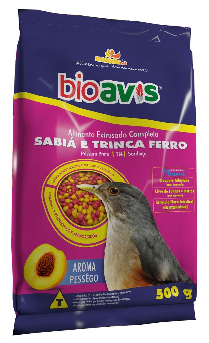 BIOAVIS SABIA E TRINCA FERRO   500g