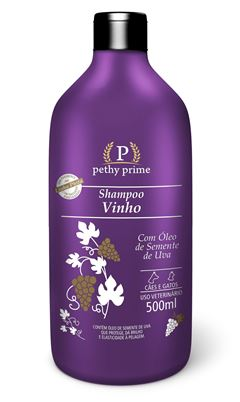 SHAMPOO VINHO                 500ml