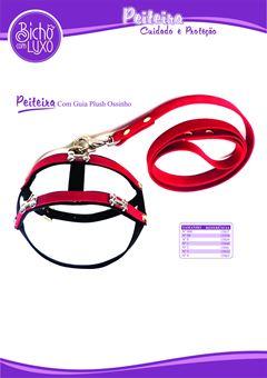 PEITEIRA C/GUIA C/PLUSH OSSINHO   0