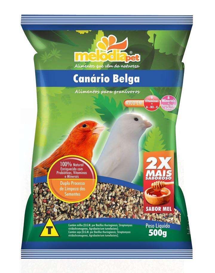 ALIMENTO P/CANARIO BELGA       500g
