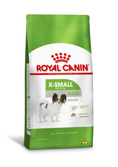 X-SMALL ADULT                 2,5Kg