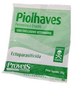 PIOLHAVES SACHE              12X20g