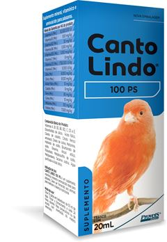 CANTOLINDO 100PS               20ML