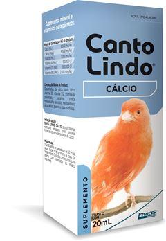 CANTOLINDO CALCIO              20ML