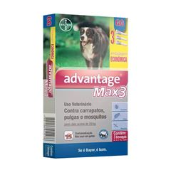 ADVANTAGE MAX3 CAES         3X4,0ML
