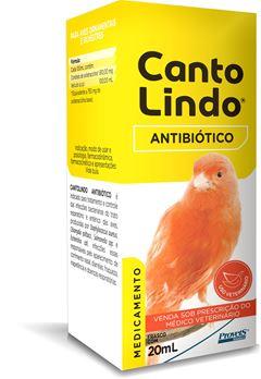 CANTOLINDO ANTIBIOTICO         20ML