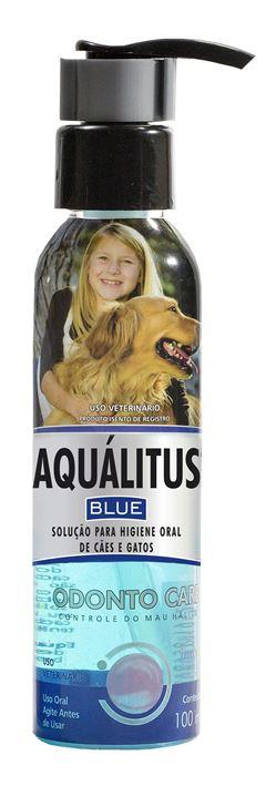 AQUALITUS SOLUCAO ORAL        100ML