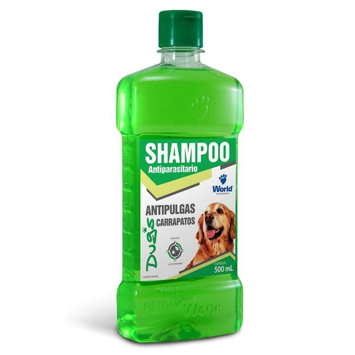 SHAMPOO DUG S ANTIPARASITÁRIO 500ML