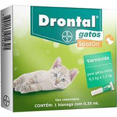 DRONTAL GATOS SPOTON         0,35ML