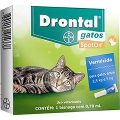 DRONTAL GATOS SPOTON         0,70ML