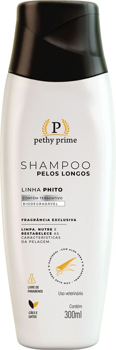 SHAMPOO PELOS LONGOS          300ML