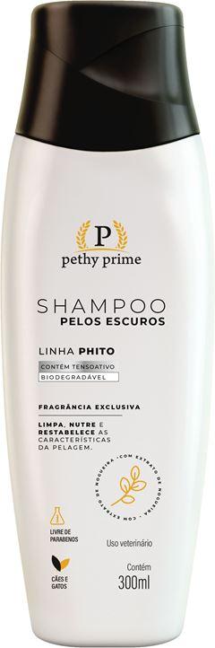 SHAMPOO PELOS ESCUROS         300ML