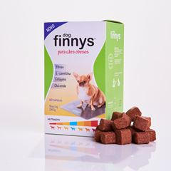 DOG FINNYS P/CAES OBESO 60 TABLETES