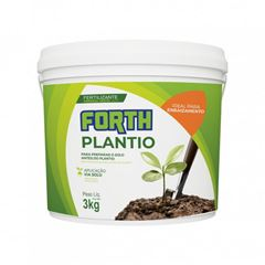 FORTH PLANTIO BALDE             3KG
