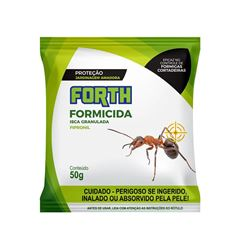 FORTH FORMICIDA ISCA         10X50G