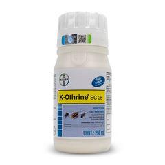 K-OTHRINE TRADE SC 25         250ML