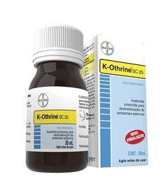 K-OTHRINE TRADE BOT SC 25      30ML